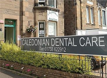 Caledonian Dental Care in Perth