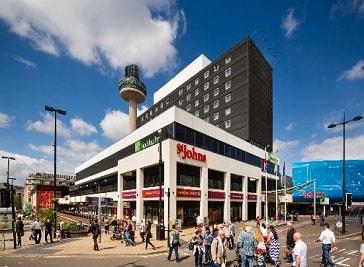 St John's Shopping Centre in Perth