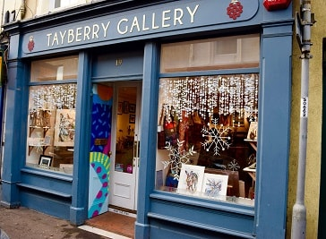 Tayberry Gallery in Perth