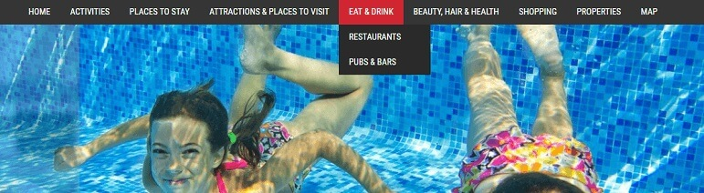 Drop Down menus Advertise with us What's on in Perth